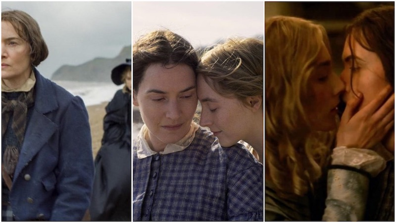 Enacting delicate same-sex relationship with Ronan every day terrified me: Kate Winslet