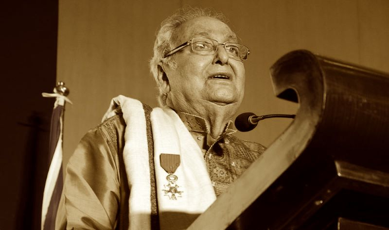 Soumitra Chatterjee (1935-2020): The last of the Bengali celluloid Mohicans