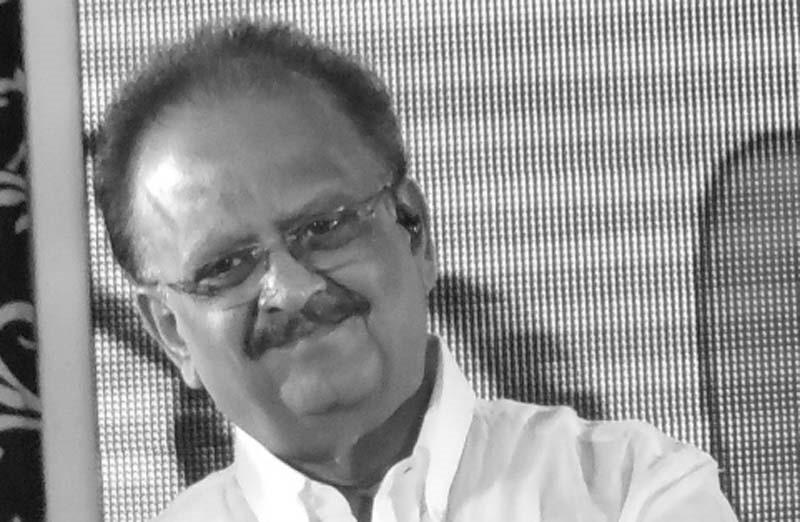 Iconic singer SP Balasubrahmanyam passes away