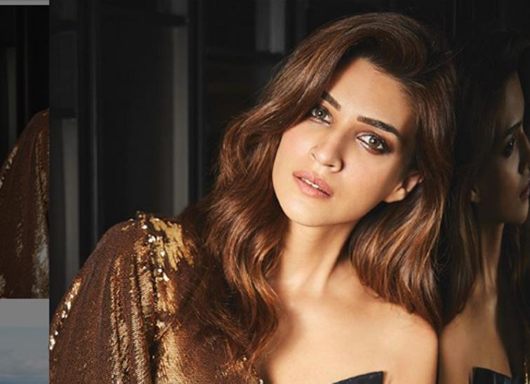 Kriti Sanon posts yet another glamorous image of herself on Instagram