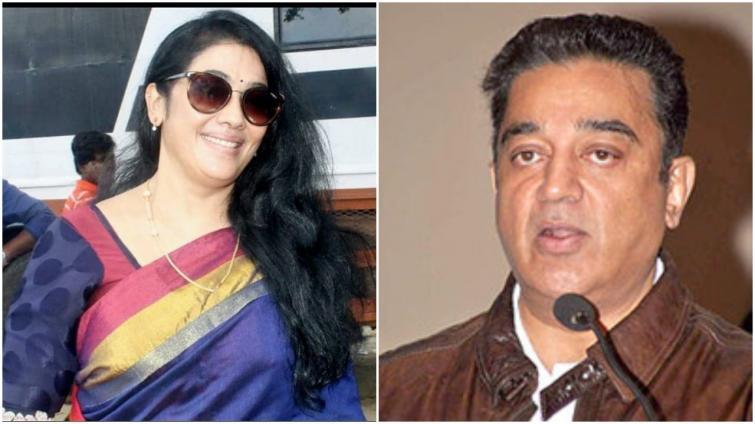 Kamal Haasan faces heat on social media after Tamil actress Rekha makes 'kissing' confession