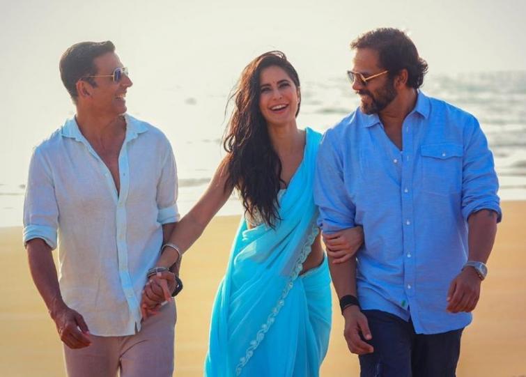 Everyday on set of Sooryavanshi was full of love and joy: Katrina Kaif