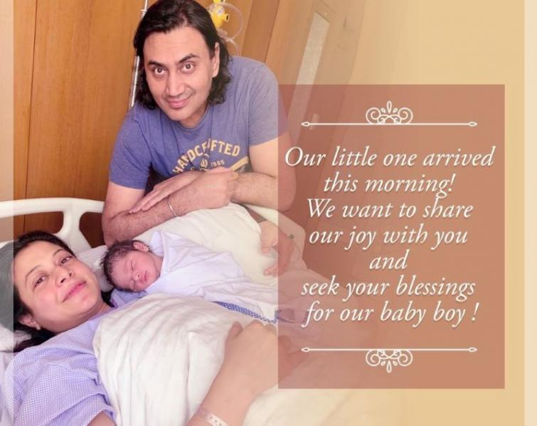 Tollywood actress Koel Mallick becomes mother, welcomes baby boy