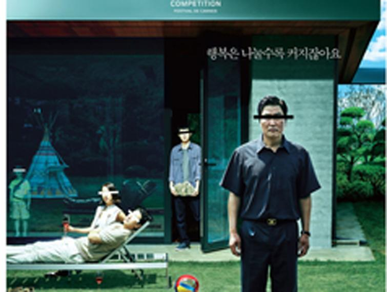 South Korea's 'Parasite' wins Golden Globe for best motion picture in foreign language