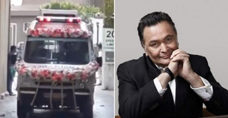 Actor Rishi Kapoor cremated; Ranbir, Alia, Kareena, Abhishek Bachchan attend last rites