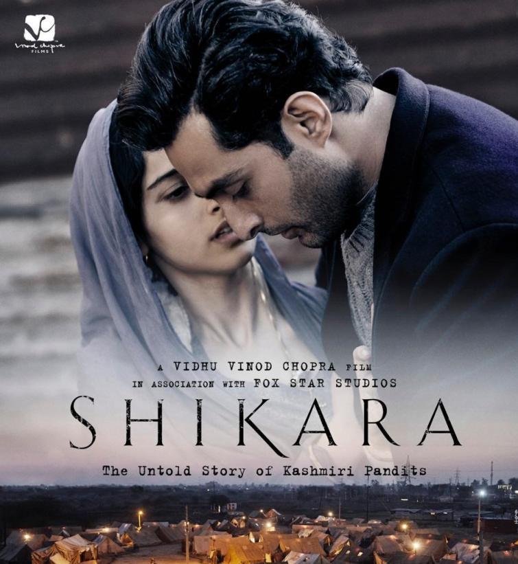 Vidhu Vinod Chopra's Shikara to release on Feb 7