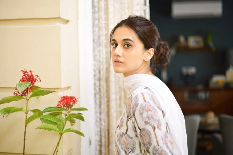 Trailer of Taapsee Pannu's Thappad to release on Jan 31