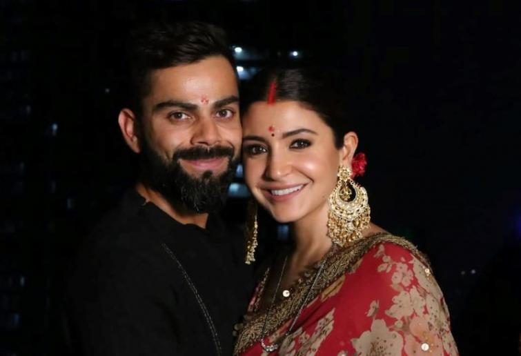 Saif Ali Khan thinks Virat Kohli, Anushka Sharma are acing marriage