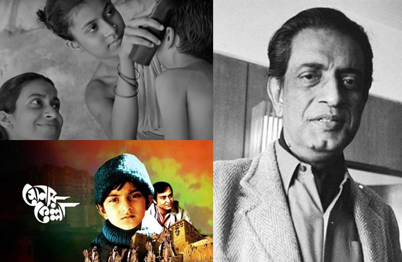 Satyajit Ray: A secret bond with children