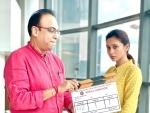 Shooting for Arindam Sil's Khela Jawkhon starring Mimi Chakraborty begins