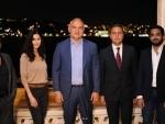 Tiger 3 stars Salman Khan, Katrina Kaif meet Turkish Minister