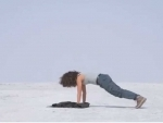 Taapsee Pannu performs push-ups in mid of Rann of Kutch, shares interesting tips with her fans on making such videos