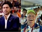 'Bring some gold on your way back': SRK tweets to Indian women's hockey team coach Sjoerd Marijne