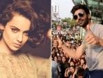 No need to be scared of Karan Johar: Kangana to Kartik Aaryan after Dostana 2 recasting