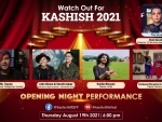 KASHISH 2021 to kick off in grand style with a virtual opening ceremony
