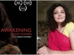 Awakening of the Goddess: A short, seamless message against gender violence