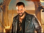 Makers release first look of Saif Ali Khan in Bhoot Police
