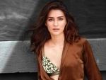 Kriti Sanon looks stylish in her 'Morning' Instagram post