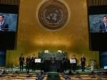 World leaders, K-pop sensation BTS, join Guterres in call to get SDGs back on track