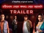 Srijit Mukherji unveils trailer of his upcoming web series Rabindranath Ekhane Kokhono Khete Asen Ni