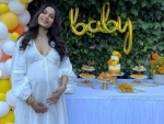 Freida Pinto shares glimpse of her baby shower on Instagram. Check them out