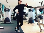 Sunny Leone shares her fitness mantra with fans