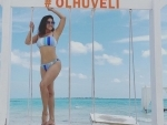 Sunny Leone sets internet on fire with her latest Instagram images from Maldives