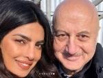 'Pleasure to have dinner at Sona': Anupam Kher writes after visiting Priyanka Chopra's NYC restaurant
