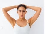 Sara Ali Khan is picture perfect in her exercise photos. Check out her latest images from Instagram
