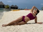 Sunny Leone shares yet another jaw-dropping pic from her Maldives trip