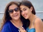 Sara Ali Khan wishes mom Amrita by posting unseen images on Instagram