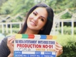Sunny Leone starts shooting for upcoming project Oh My Ghost
