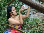No regret: Deepika Singh Goyal after posing with uprooted trees in Mumbai