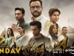 Amazon Prime Video unveils trailer of actor Saif Ali Khan's Tandav