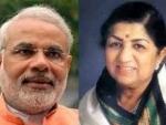 Lata Mangeshkar turns 92, Narendra Modi greets