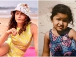 Alia Bhatt portrays two phases of her life in one social media post