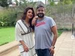 Priyanka Chopra celebrates Rakhi with brother after five years in UK