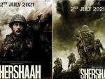 Sidharth Malhotra, Kiara Advani starrer Shershaah to release on Jul 2