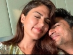 Check out what Rhea Chakraborty wrote on Instagram on Sushant Singh Rajput's first death anniversary