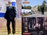 Amitabh Bachchan is busy shooting for his upcoming project Mayday, he shares interesting trivia with fans about the location on Instagram