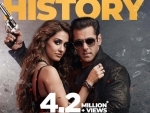 Film industry will not survive withoutyour love: Salman Khan tweets as he thanks fans for liking Radhe