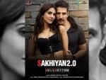 Akshay Kumar-Vaani Kapoor sizzle in Sakhiyan2.0