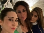 Kareena Kapoor Khan looks stylish in her gorgeous image with 'sisters'
