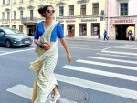 Running in saree for Russian dinner: Taapsee Pannu shows her way