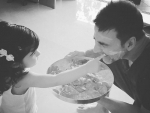 My father gave me an ocean of love and wisdom: Akshay Kumar writes on Father's Day Instagram post