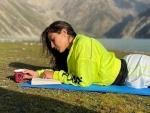 Sara Ali Khan leaves fans amazed with her Kashmir trip images