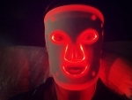 Guess her: Deepika Padukone scares her fans by sporting LED face mask, netizens like it