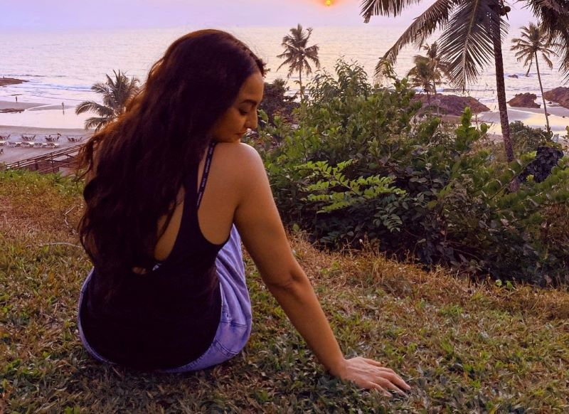 Sonakshi Sinha relishes beauty of nature, shares serene picture