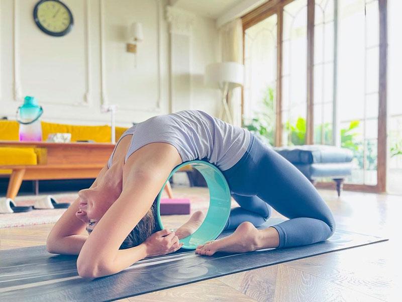Progress over perfection: Alia Bhatt shares yoga pictures on social media