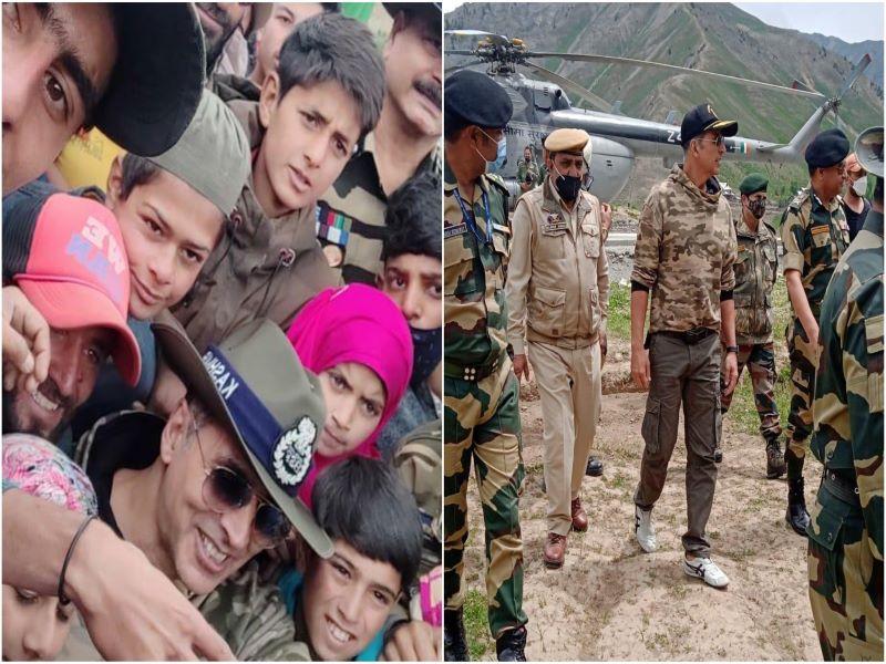 Akshay Kumar donates Rs 1 crore for school at Jammu Kashmir's Bandipora near LoC
